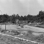 国立駅北口附近 1959(昭和34)年頃(写真:くにたち郷土文化館蔵)