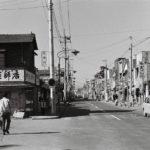 1970年(昭和45年)頃の富士見通り