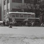 1964~1965年 国立駅前改修風景